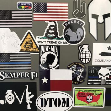 1$ Dollar Decals Limited Time - 20+ Designs - You Choose - Always Free Shipping