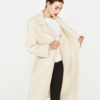 SOFT KNIT COAT