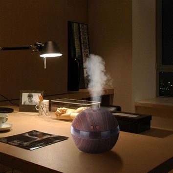 Essential Oils Diffuser Incense  Air Humidifier
