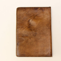 Leather Notebook Journal Hand Etched Diary Blank Notebook Travel Journal Hand Embossed