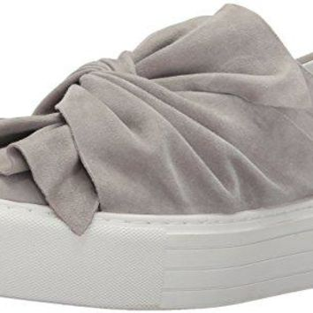 Bow Suede Fashion Sneaker Kenneth Cole New York Women's Aaron Platform Twisted