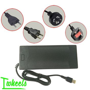 84V charger original Kingsong electric unicycle KS18L charger one wheel power adapter spare parts