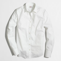Factory stretch classic button-down shirt : Dress Shirts | J.Crew Factory