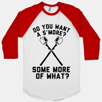 Do You Want a S'more?