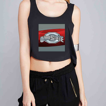 Ohio State for Crop Tank Girls S, M, L, XL, XXL **