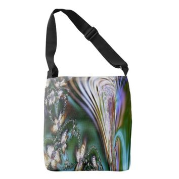 Abstract Shell Tote Bag