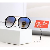 RayBan Ray-Ban Newest Women Men Fashion Sun Shades Eyeglasses Glasses Sunglasses 2#