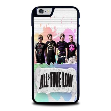 all time low personil band iphone 6 6s case cover  number 1