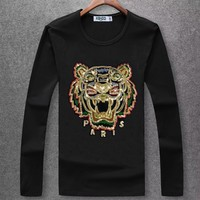 Kenzo Fashion Casual Top Sweater Pullover-22