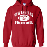 New England Patriots Football Hoodie