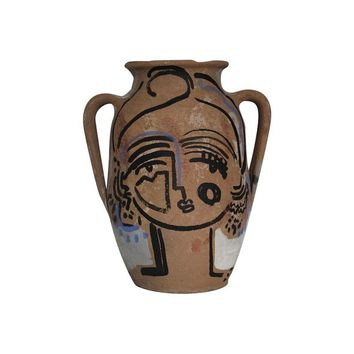 "Pre-owned ""Jug 4"" by Sally King Benedict"