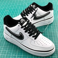 Nba X Nike Air Force 1 Low Spurs Sport Shoes - Best Online Sale