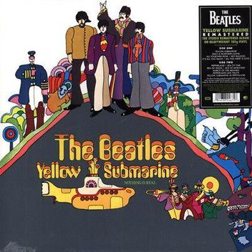 Beatles - Yellow Submarine Remastered LP Vinyl NEW