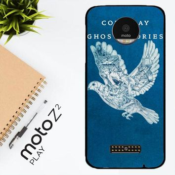 Coldplay Ghost Stories F0857 Motorola Moto Z2 Play Case