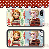 Disney Princess, Frozen, iPhone 5 case iPhone 5c case iPhone 5s case iPhone 4 case iPhone 4s case, Samsung Galaxy S3 \S4 Case--X51138