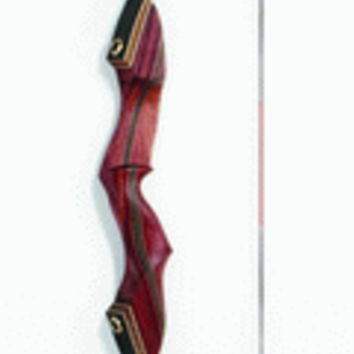 "60"" Red Stag Takedown Recurve Bow - Self Reliance Outfitters™"