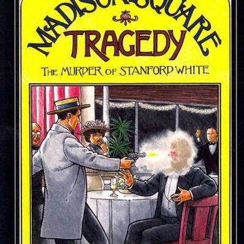 Madison Square Tragedy: The Murder of Stanford White (Treasury of Victorian Murder (Graphic Novels))