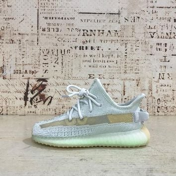 "adidas Yeezy Boost 350 V2 ""Hyperspace"" Toddler Kids Shoes Child Sneakers - Best Deal Online"