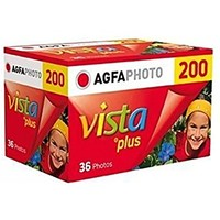 Agfa Photo Vista 400 Plus 35mm 36 Exposures 3 rolls