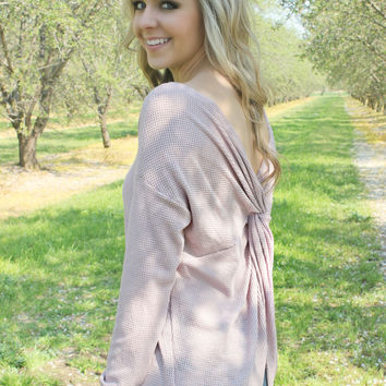 Rose Gold Love Blouse