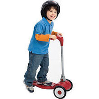 Radio Flyer My 1st Scooter - Red/Silver