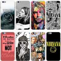 *Online Exclusive* Nirvana Kurt Cobain Case for iPhone 7 7 Plus 6 6S Plus 5 5S SE 5C 4 4S