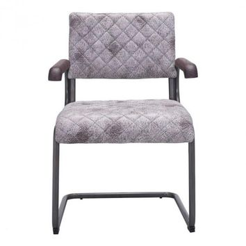 Zuo Modern Father 100404 Dining Arm Chair