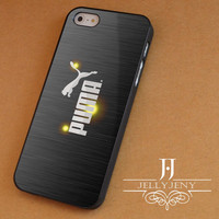Puma fanther iPhone 4 5 5c 6 Plus Case, Samsung Galaxy S3 S4 S5 Note 3 4 Case, iPod 4 5 Case, HtC One M7 M8 and Nexus Case