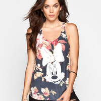 NEFF Disney Collection Minnie Face Womens Tank | Graphic Tees & Tanks