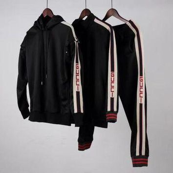 DCCKT3L Gucci sports and leisure suits
