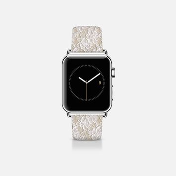 Lace Apple Watch Band (38mm)  by lescapricesdefilles | Casetify