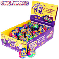 Cadbury Creme Eggs Candy: 48-Piece Box