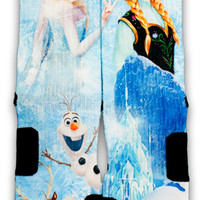 Frozen Custom Elite Socks