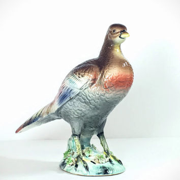 Pheasant Figurine Norcrest China