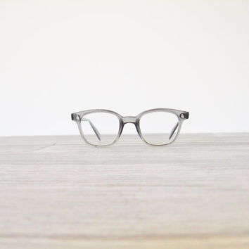Vintage Men's 1950's American Optical Glasses // Retro Eyewear