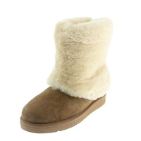 Ugg Australia Womens Patten Suede Wool Ankle Boots
