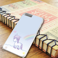 Little White Unicorn iPhone 6 Plus | iPhone 6S Plus Case