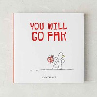 You Will Go Far Hardcover By Jenny Kempe