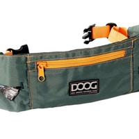 DOOG Walkie Belt - Olive Green/Orange