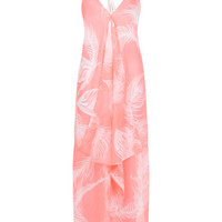 Coral Leaf Print - Clothing - New In