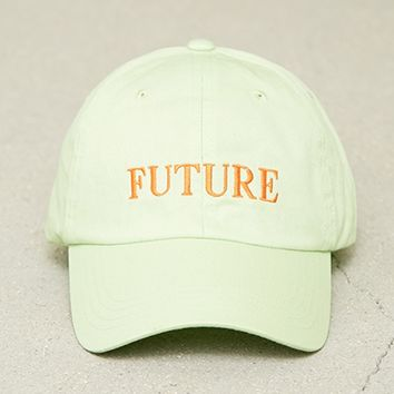 Men Future Graphic Baseball Cap