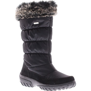 Spring Step Vanish Quilted Waterproof Winter Boot