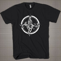Elemental Logo  Mens and Women T-Shirt Available Color Black And White