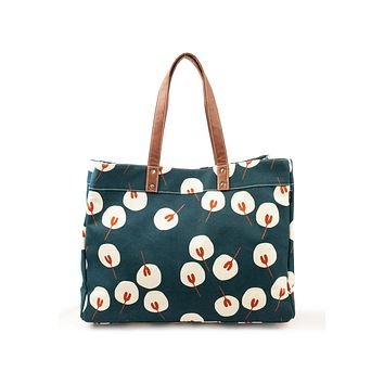 NEW! Carryall Tote - Tansy