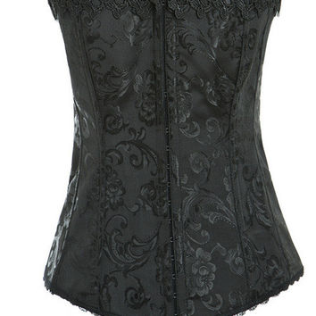 Cute On Sale Hot Deal Sexy Corset Palace Slim Exotic Lingerie [6595906883]