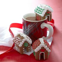 Gingerbread House Mug Topper