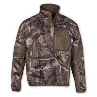 Browning Men's Hell's Canyon Ultra-Lite Quarter-Zip Top