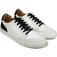 "ami Black Baskets ""AMI"" Low Sneakers 