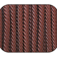 Twizzlers Chocolate Licorice Twists: 3.75LB Case