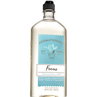 FOCUS - EUCALYPTUS & TEABody Wash & Foam Bath